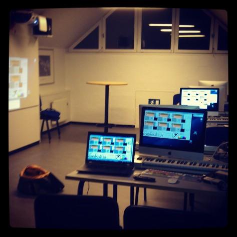 For første gang i sin eksistens er Fonokolab nu nået til et modenhedsniveau, hvor programmet har kunnet installeres på en skoles computere.